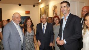 Ντένη Θεοχαράκη Renault 24η Διεθνή Συνάντηση Σύγχρονης Τέχνης της Αθήνας,