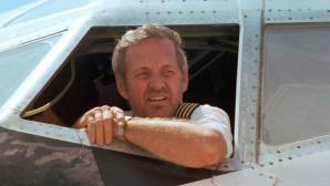 Ο κυβερνήτης του αεροσ΄κάφους της TWA