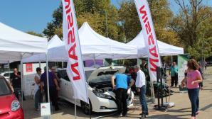 Nissan LEAF Περιφέρεια Κεντρικής Μακεδονίας