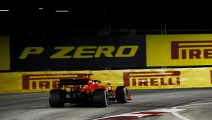 FerrariPirelli  Σιγκαπούρη