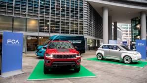 Fiat -Ghrysler ηλεκτροκίνητα μοντέλα