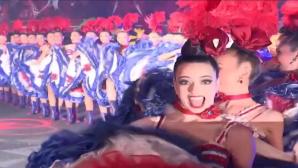 Oι χορεύτριες του Moulin Rouge