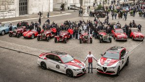 "Alfa Romeo 1000 Miglia"" 2020"