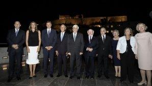 Πρόεδροι Δημοκρατίας στην Αθήνα