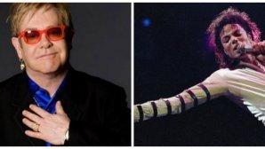 Elton John  -  Michael Jackson