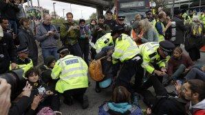 διαδηλώσεις στο Λονδίνο