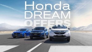 Civic HR-V   CR-V  Έκπτωση Honda Dream Offers