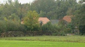 Το σπίτι της οικογένειας σε επαρχία της Ολλανδίας