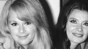 Η Τζένη Καρέζη και η Αλίκη Βουγιουκλάκη.