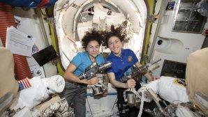 Η βόλτα της Κοχ και της Μέιρ στο διάστημα