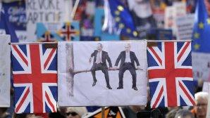 Διαδηλώσεις για Brexit
