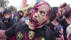 Zombie Walk στο Μεξικό