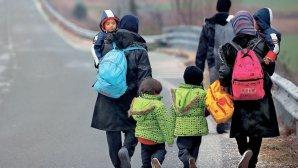 Οικογένεια προσφύγων