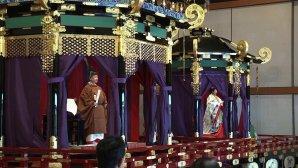 Ενθρονίστηκε ο Ιάπωνας αυτοκράτορας Ναρουχίτο