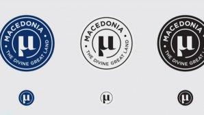 μακεδονικά προϊόντα  λογότυπο