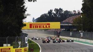 Pirelli  Μεξικανικό GRAND PRIX