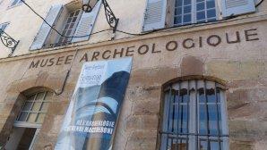 το αρχαιολογικό μουσείο στο Σεν Ραφαέλ