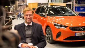 Opel Corsa-e Jürgen Klopp