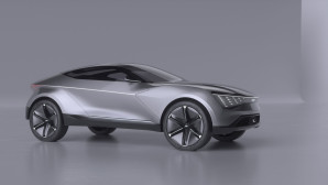 Kia  Futuron Concept ηλεκτρικό πρωτότυπο