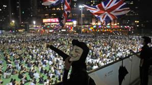 διαδηλωσεις στο χονγκ κονγκ