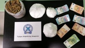 Κατασχεθέντα χρήματα και ναρκωτικά από την ΕΛ.ΑΣ