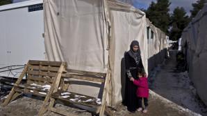 Κέντρο φιλοξενίας προσφύγων