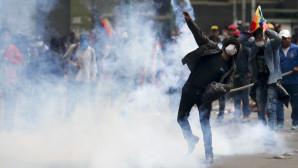 διαδηλώσεις Βολιβία