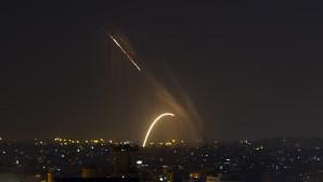 Γάζα βομβαρδισμοί