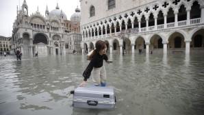 Πλημμύρες στην Βενετία