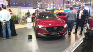Mazda Αυτοκίνηση Περίπτερο