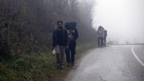 μετανάστες στη Βοσνία