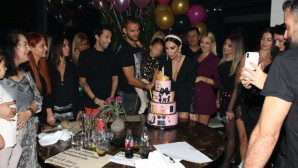 Ζέτα Θεοδωροπούλου: To λαμπερό πάρτι γενεθλίων της!
