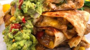 Λάμπρος Βακιάρος: μεξικάνικο με κοτόπουλο και γουακαμόλε