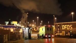 Ολλανδία: Aσθενοφόρο πάει να παραλάβει μετανάστες από το λιμάνι