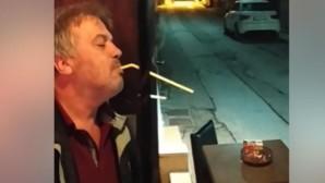 ο Σερραίος καπνιστής