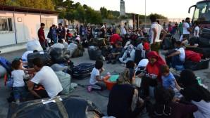 Μετανάστες και πρόσφυγες