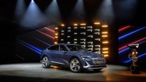 Audi e-tron Sportback Ηλεκτρικό Αυτονομία