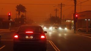 σκόνη στην Αυστραλία