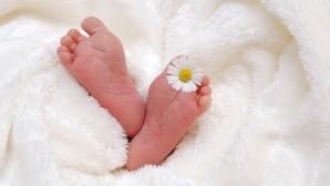 πατουσάκια μωρού