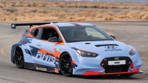 Hyundai RM19 Racing Midship Sport Car