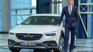 "Opel Michael Lohscheller  ""Manager of the Year 2019"""