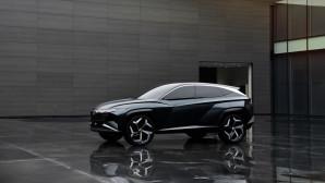 Hyundai Vision T Plug-in Hybrid SUV Concept