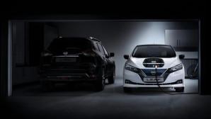 Nissan Charge Nissan Leaf Σταθμοί Φόρτισης