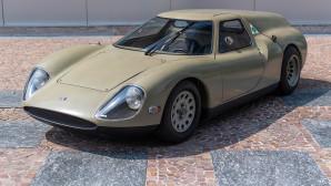 Alfa Romeo Scarabeo Ιστορία