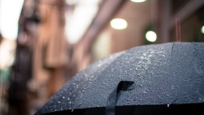 έρωτας στη βροχή
