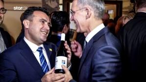 Ζόραν Ζάεφ κρασί