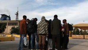 Μετανάστες στη Σάμο