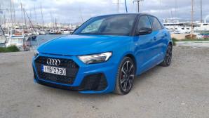 Audi A1 Sportback 30 TFSI S tronic δοκιμή