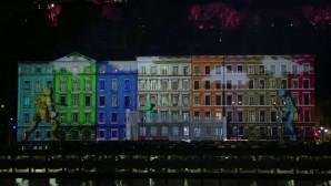 H Γιορτή των Φώτων στη Λυόν
