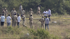 Ο τόπος του άγριου εγκλήματος και του βιασμού στην Ινδία